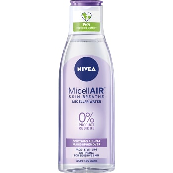 Daily essentials Sensitive micellar cleansing water  3in1 200ml Nivea