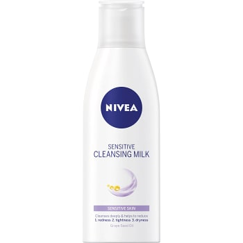 Sensitive cleansing milk 200ml Nivea