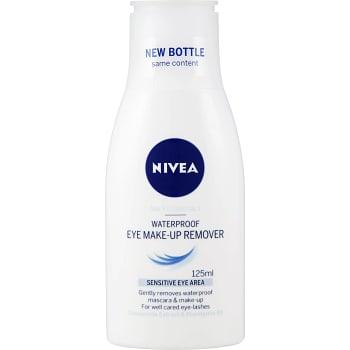 Daily essensials Gentle waterproof eye make-up remover 125ml Nivea