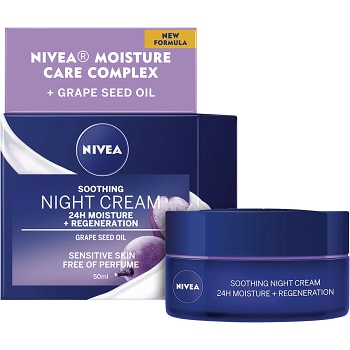 Daily essentials Nattkräm 50ml Miljömärkt Nivea