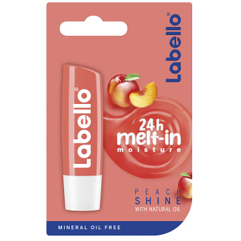 Läppcerat  Peach Shine 1-p Labello