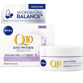 Dagkräm Q10 Power Anti wrinkle 50ml Nivea
