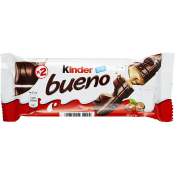 Kinder bueno Dubbel 43g Ferrero