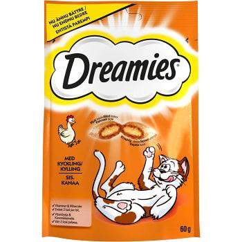 Kyckling Kattgodis 60g Dreamies