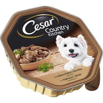 Hundmat Kalkon & oxkött 150g Cesar