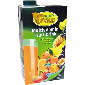 Multivitamin Dryck 1l Glocken gold
