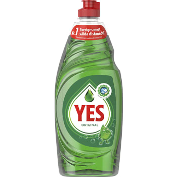 Handdiskmedel Original 650ml YES