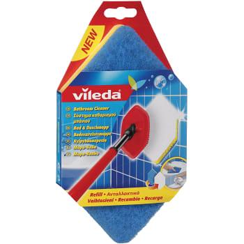Bad & duschmopp Refill Vileda