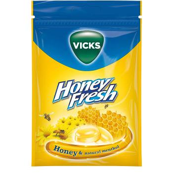Halstablett Honung 72g Vicks