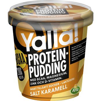 Proteinpudding BCAA Salt Karamell Laktosfri 200g Arla