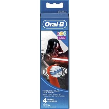 Tandborstrefill Star Wars 4-p Oral-B