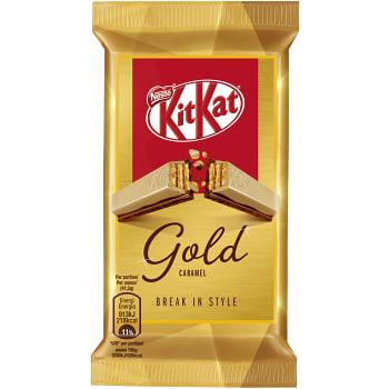 KitKat Gold Caramel 4-finger Nestle