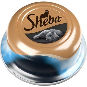 Kattmat Tonfisk 80g Sheba