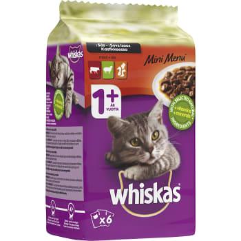 Kattmat Mini mix 300g Whiskas