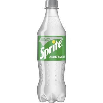 Läsk Citron Zero 50cl Sprite
