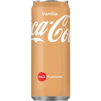 Läsk Vanilla 33cl Coca-Cola