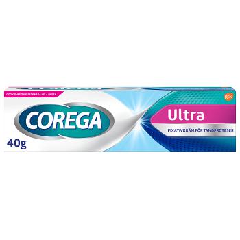 Ultra cream 40g Corega