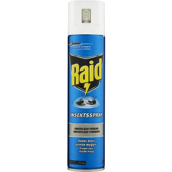 Insektsspray 300ml Raid Radar