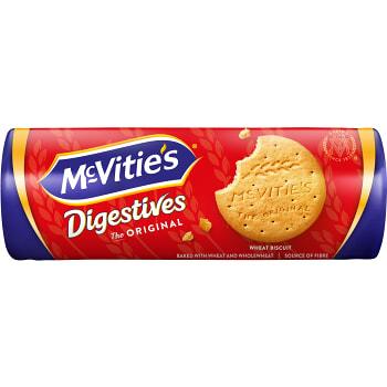 Digestive Original 400g Mc Vities