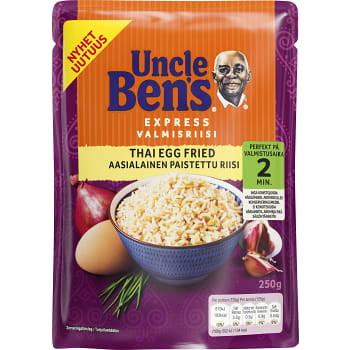 Ris Express Thai egg fried 250g Uncle Bens