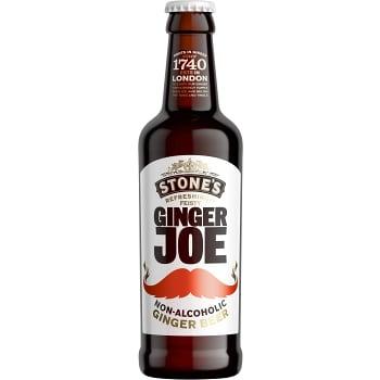 Ginger Beer Alkoholfri 33cl Ginger Joe