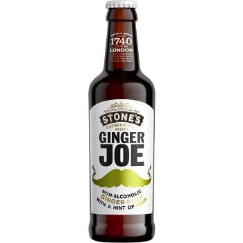 Måltidsdryck Päron Alkoholfri 33cl Ginger Joe