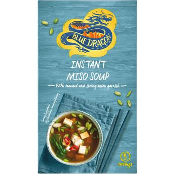Miso Soppa 5 portioner Blue Dragon