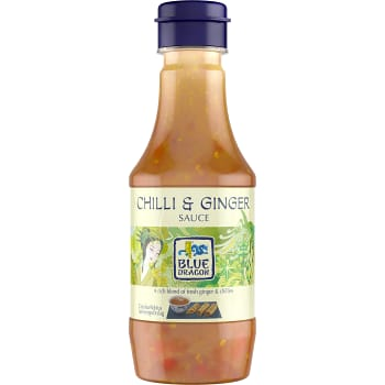Chilli & Ginger Sås 190ml Blue Dragon
