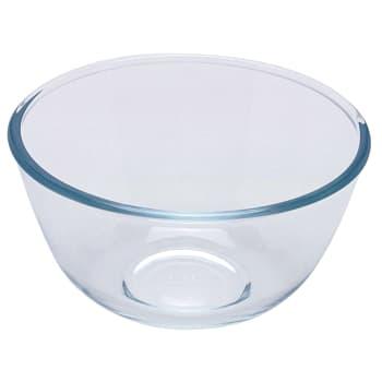 Skål glas 3l 1-p Pyrex