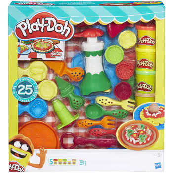 Leklera Pizza ´n Pasta dinner Play Doh