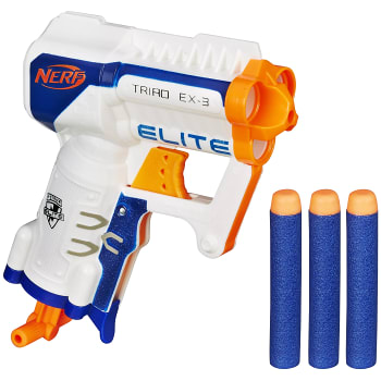 Triad EX-3-Blaster NERF