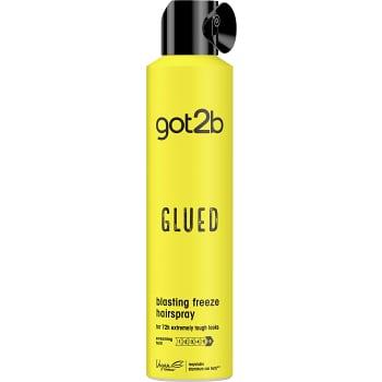 Glued blasting freeze Hårspray 300ml Got2B Schwartzkopf