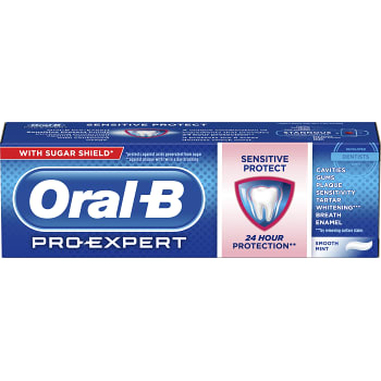 Tandkräm Pro-Expert Sensitive & White 75ml Oral-B