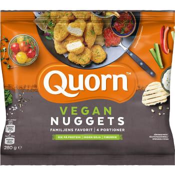 Nuggets Vegan Fryst 280g Quorn