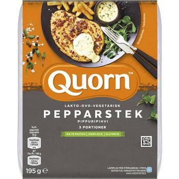 Pepparstek Vegetarisk195g Quorn