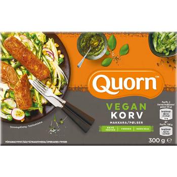 Korv Vegansk Fryst 300g Quorn