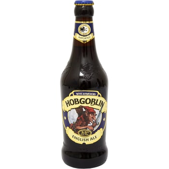 Öl English Ale 3,5% 50cl Hobgoblin