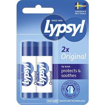 Original Läppbalsam 2-p Lypsyl