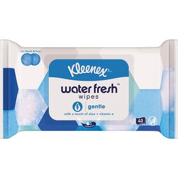Våtservett Gentle 40-p Kleenex