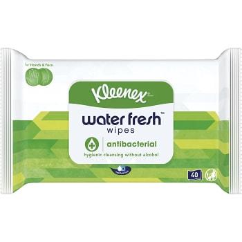 Våtservett Antibacteriel 40-p Kleenex