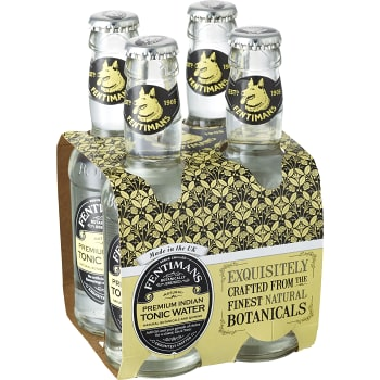 Läsk Tonic water 20cl 4 -p Fentimans