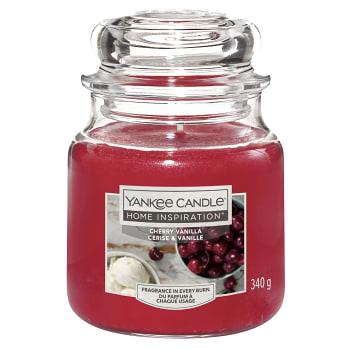 Doftljus Cherry Vanilla 340g Yankee Candle