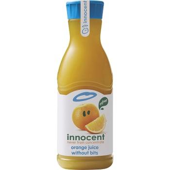 Apelsinjuice utan bitar 900ml Innocent