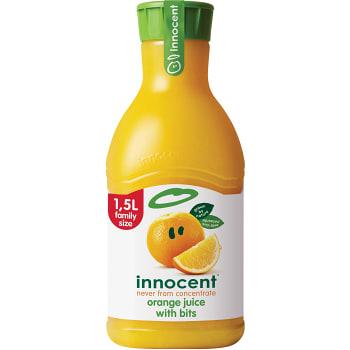 Apelsinjuice med fruktkött 1,5l Innocent