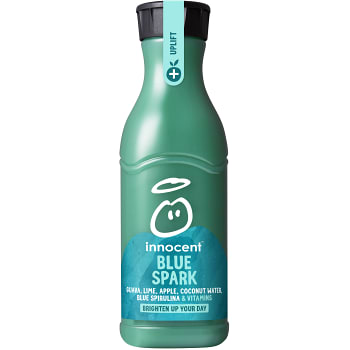 Juice Blue Spark 750ml Innocent