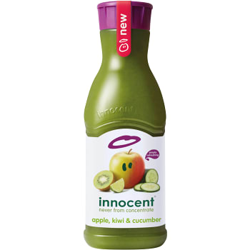 Juice Äpple, kiwi & gurka 900ml Innocent