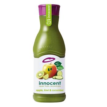 Äppeljuice med kiwi och gurka 900ml Innocent