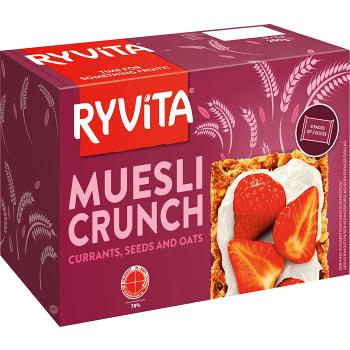 Muesli Crunch 200g Ryvita