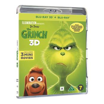 Grinchen Blu-ray+3D