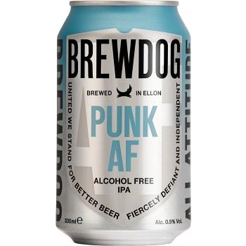 Öl Punk af Alkoholfri 33cl BrewDog